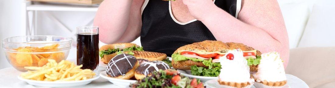 Atracón de comida: Comer Compulsivamente